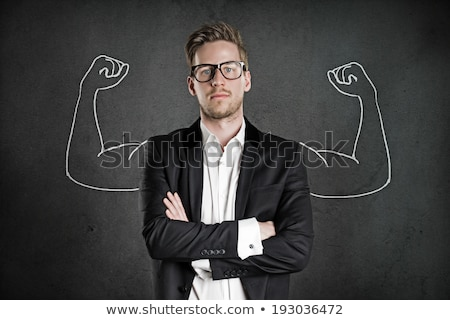 Arrogant young businessman Stock photo © photography33