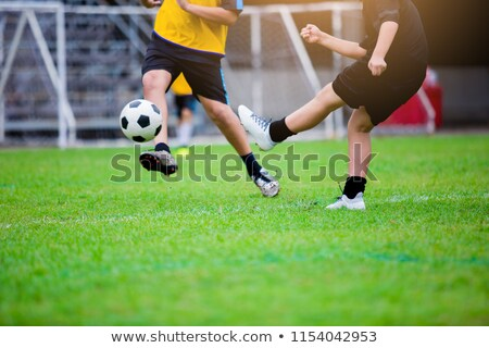 sportok · labda · fehér · háttér · asztal · tenisz - stock fotó © involvedchannel