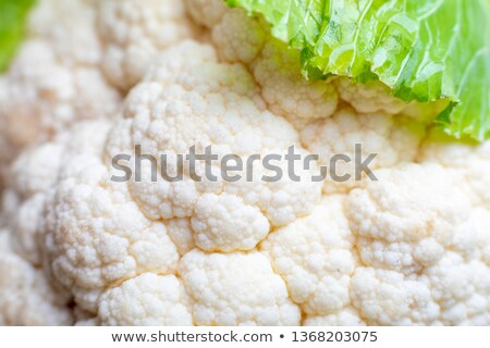 cauliflower closeup Stock photo © gewoldi