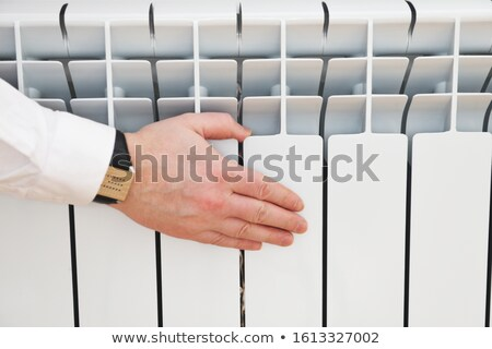 Stock photo: Check your energy consumption
