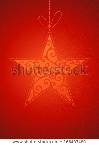 оранжевый · Рождества · копия · пространства · прибыль · на · акцию · вечеринка · кадр - Сток-фото © beholdereye
