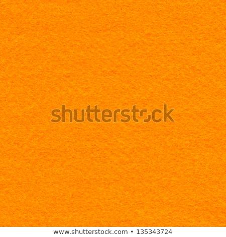 Tissu texture orange élevé résolution Photo stock © eldadcarin
