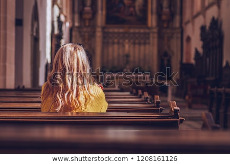 Temple Church altar Stock photo © Snapshot