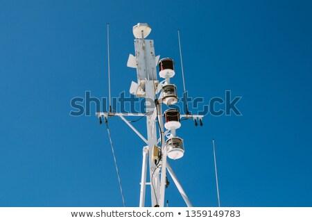 Loran navigation device Stock photo © Suljo
