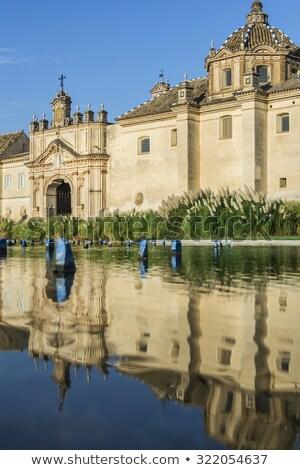 Cartuja monastery in Seville Stock photo © aladin66