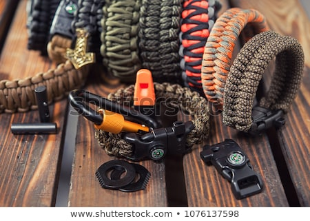 bracelets of survival Stock photo © Gilles_Paire
