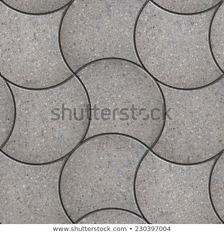 Decorative Paving Slabs. Seamless Tileable Texture. Stock photo © tashatuvango