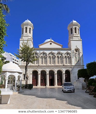 Ayia Napa cathedral. Limassol. Cyprus Stock photo © Kirill_M