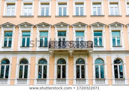 старые · здании · София · город · Болгария · облака - Сток-фото © intsys