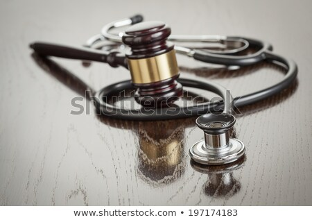 Stock photo: Corruption In Health Care Industry