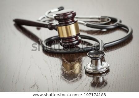 Corrupción industria médico grande cantidad Foto stock © stevanovicigor
