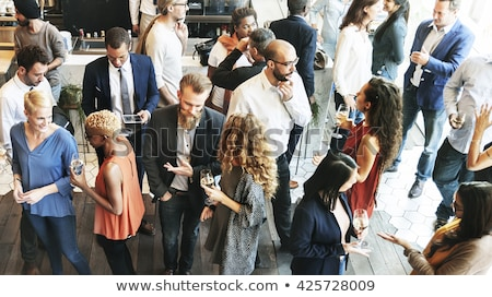 business party stock photo © diego_cervo