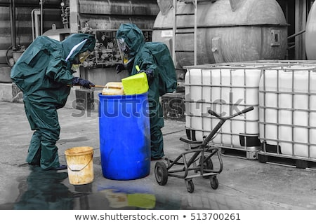 Ambiental emergencia hoja sos caracol Foto stock © Lightsource