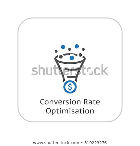 niveau · marketing · illustration · design · blanche · affaires - photo stock © wad