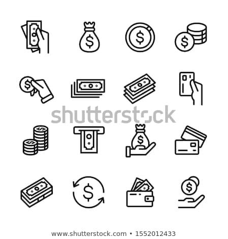toplama · dolar · yalıtılmış · beyaz · finanse - stok fotoğraf © 5xinc
