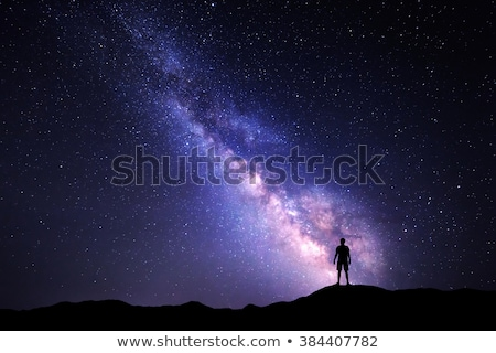 The milky way to happiness. stock photo © Fisher