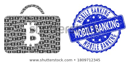 E-banking  - Book Title. Stock photo © tashatuvango