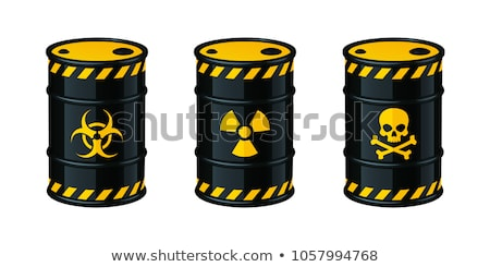 toxic gas chemical waste Stock photo © rogistok
