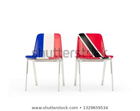 banderą · komputera · wygenerowany · ilustracja · jedwabisty · wygląd - zdjęcia stock © mikhailmishchenko