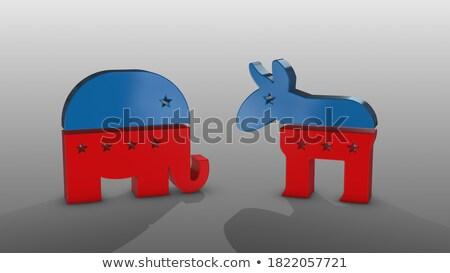 米国 政治 アメリカン 市民権 米国 移民 ストックフォト © Lightsource