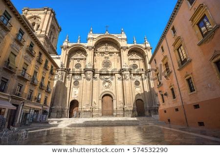 majorca · kathedraal · Spanje · kunst · kerk - stockfoto © borisb17