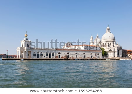 Stock photo: italy venice punta della dogana