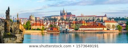 Prague, Hradcany Stock photo © photocreo