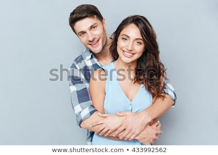 Portrait of a happy couple Stock photo © photography33