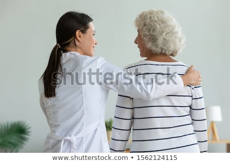 grandma and home helper stock photo © photography33