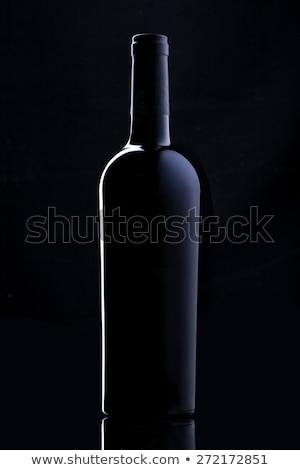 Wine bottles part 1 Stock photo © lkeskinen