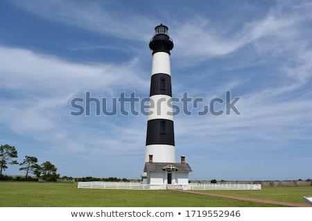 Bodie Island Lighthouse Stock photo © Kenneth_Keifer