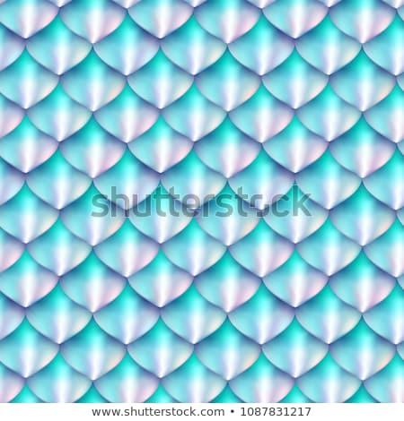 カラフル 金属 魚 規模 デザイン 画像 ストックフォト © gregory21