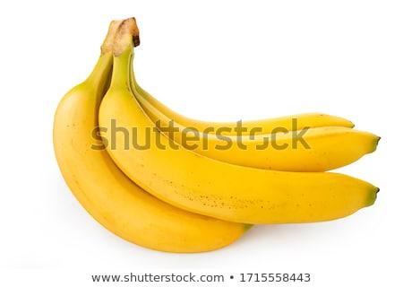 banaan · witte · textuur · boom · voedsel · abstract - stockfoto © wavebreak_media