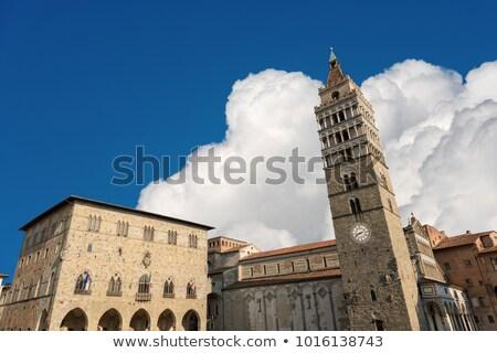 Clocktower of San Zeno Stock photo © Koufax73