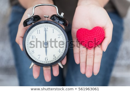 Time To Give Concept. Stock photo © tashatuvango