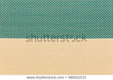 Stock photo: Synthetic rattan texture weaving background