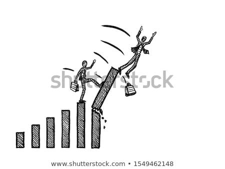 Envidiar ilustración signo concepto odio conceptual Foto stock © 72soul