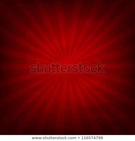 Klasszikus piros poszter gradiens háló textúra Stock fotó © adamson