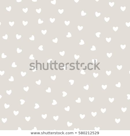 Seamless texture with heart Stock photo © zybr78