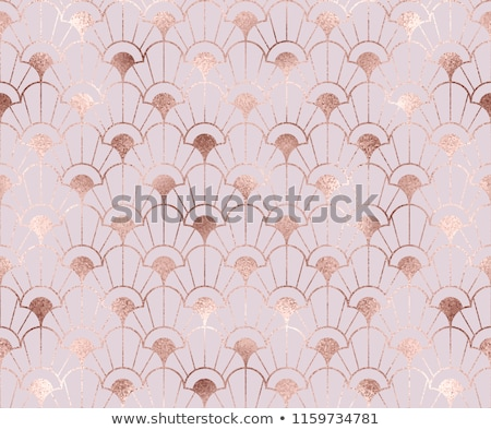 Stock photo: Rose seamless pattern. Vector background