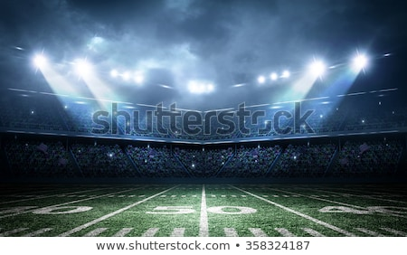 Football Stadium Lights Stock photo © saransk