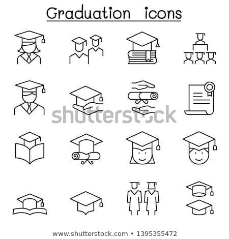 bachelor of arts designation stock photo © mybaitshop