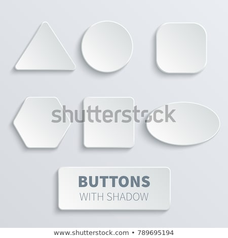 Rounded button with empty tags Stock photo © bluering