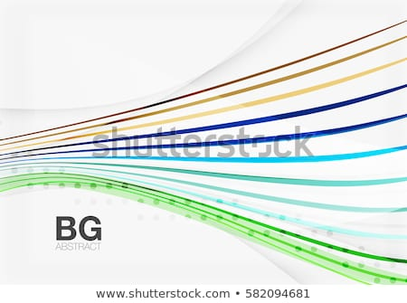 Abstract colorful glowing options.  Stock photo © fresh_5265954
