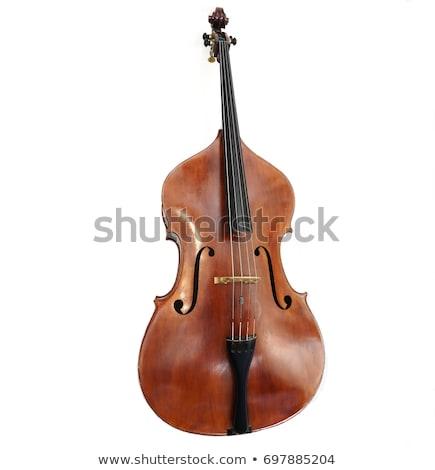 低音 クローズアップ 詳細 表示 音楽 芸術 ストックフォト © boggy