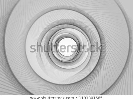 3D · 粒子 · ダイナミック · 抽象的な - ストックフォト © iaroslava