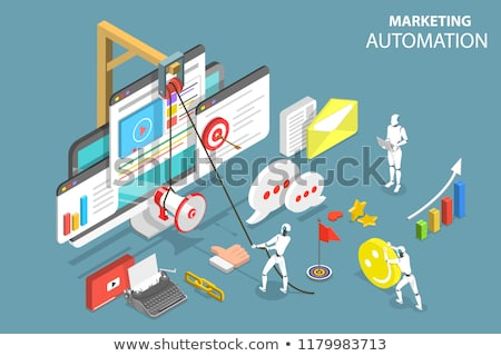e-mail · procede · lezing · schrijven · kantoor · produktiviteit - stockfoto © tarikvision