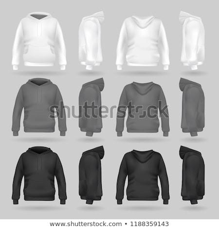 моде шаблон реалистичный одежды Сток-фото © Andrei_