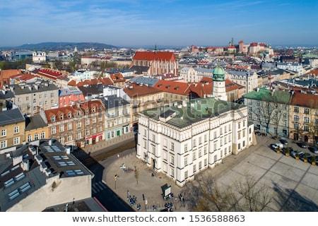 Kazimierz old town hall in Krakow Stock photo © benkrut