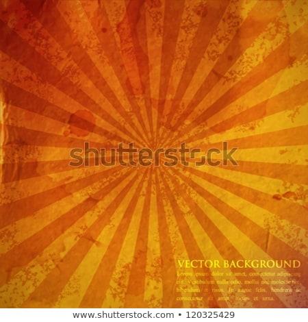 Karton oranje rimpels textuur helling Stockfoto © adamson